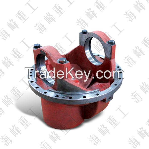 Cheap OEM Customize Heavy Truck Part Axle Main Reducer Housing