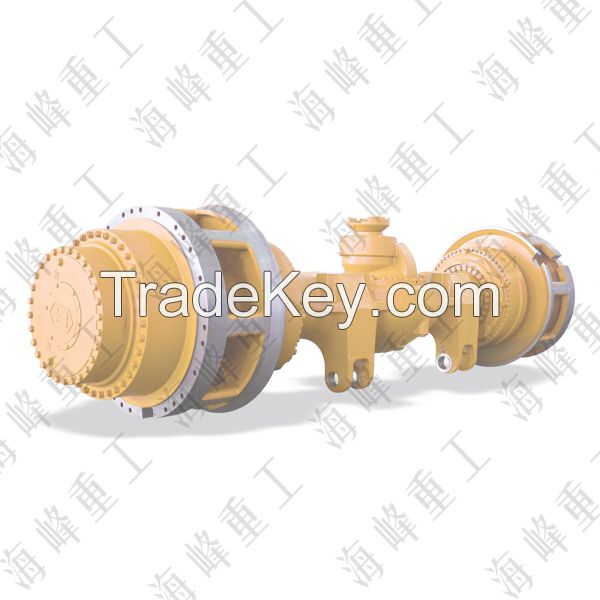 High Quality OEM Customize Sany Terex Spare Parts Rear Axle Assembly