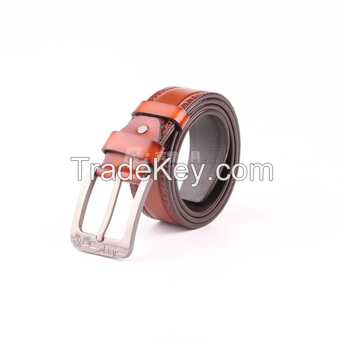 Men's fashion leather belts