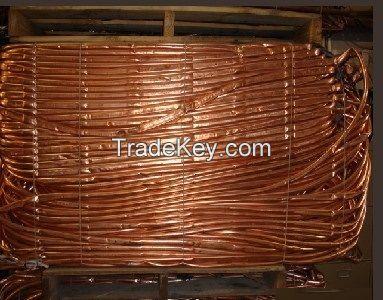 Copper scarp