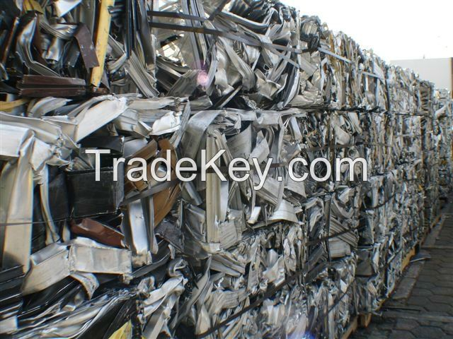 Aluminium Extrussion metal scrap