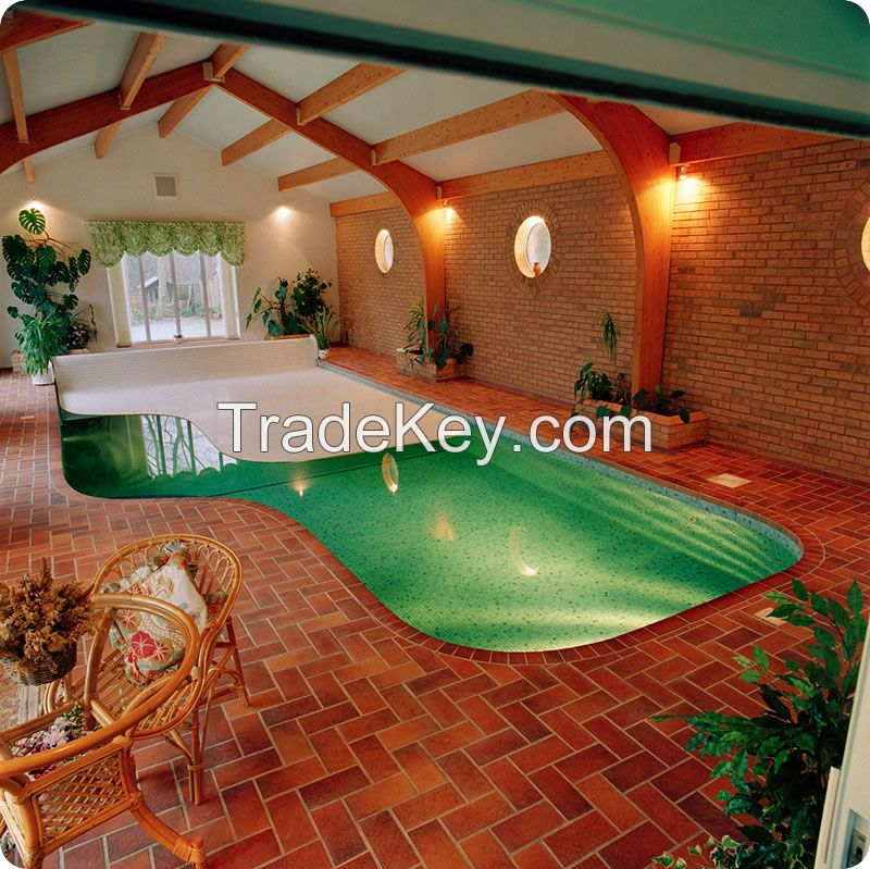 boree hard swimming pool cover with high quality