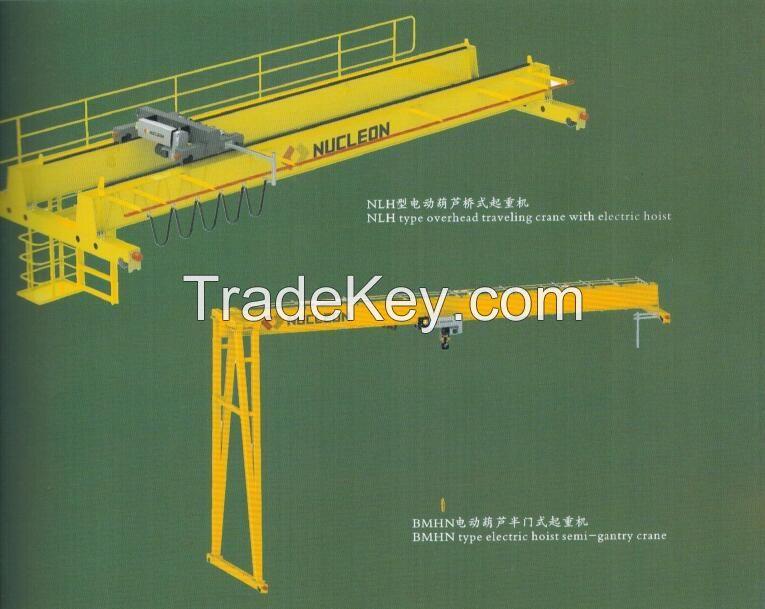 Material Handling  Eot Crane Machine