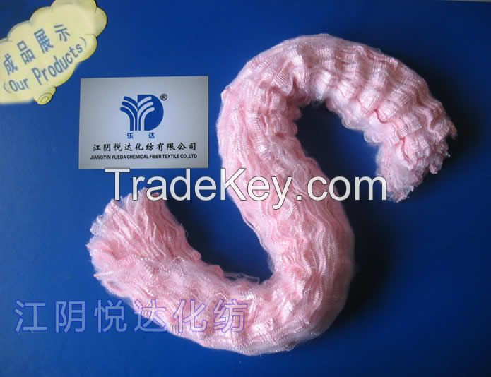 Polyester Tow---Pink