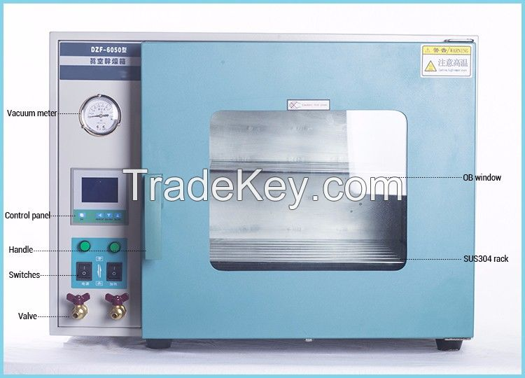 1.9cu ft DZF  Hot Sell Laboratory Vacuum Drying Oven