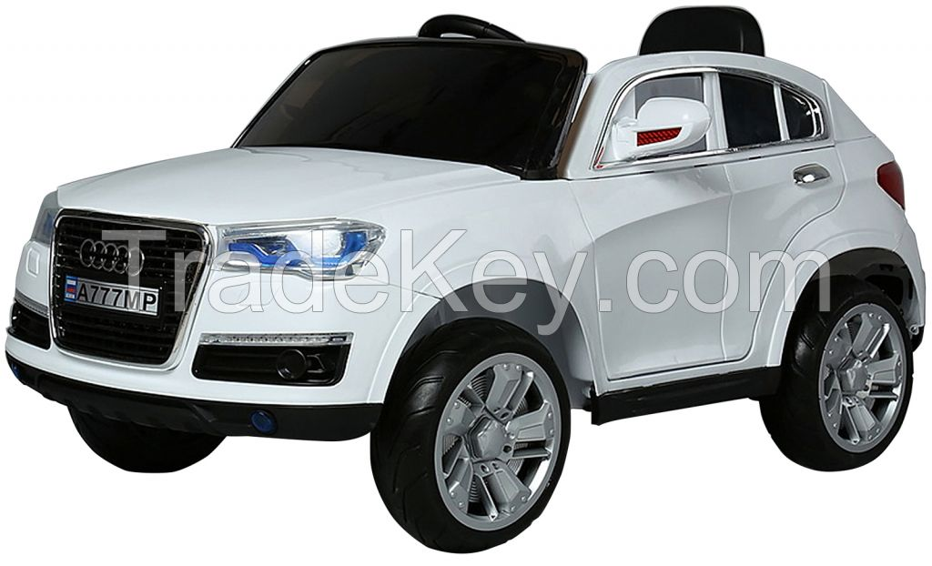Q7 Style Battery operated Ride On Toy Car. 2.4 Ghz Remote Control