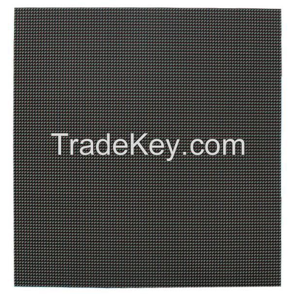 P16 DIP 1R1G1B full color outdoor LED Display screen unit board, 64*64pixels, 1024mm*1024mm