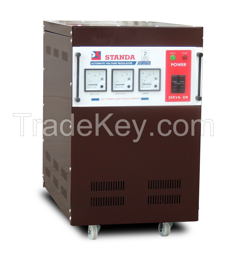 Motor Servo Voltage Stabilizer