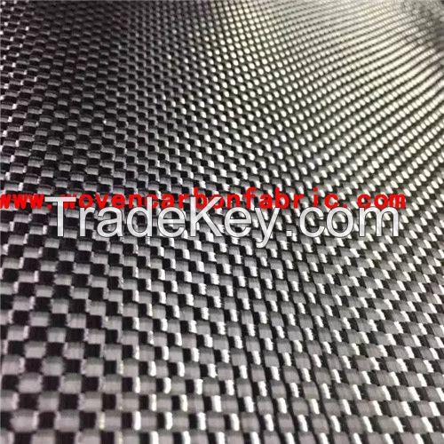 3k 200gsm plain  carbon fiber fabric for car parts