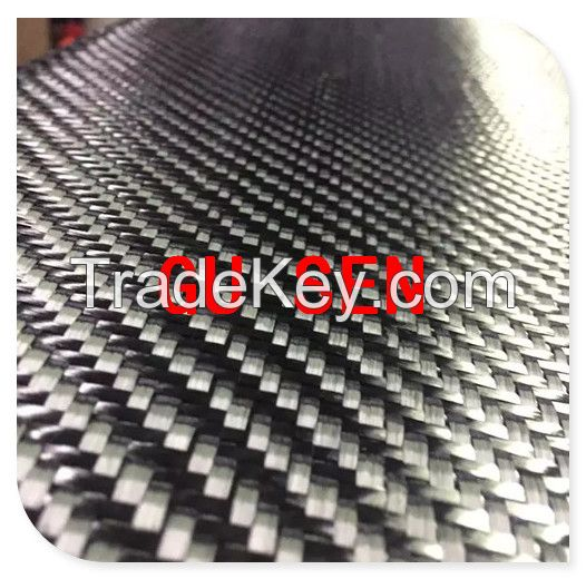 3k 200g 240g plain twill carbon fiber fabric