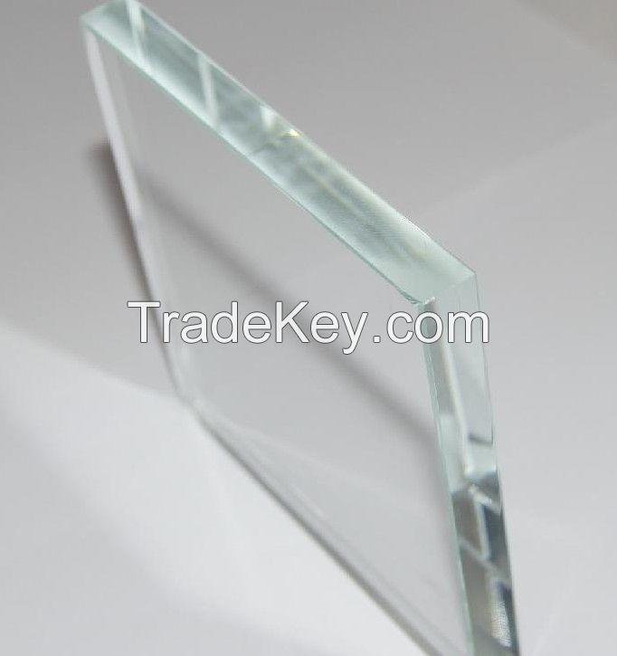 Ultra Clear Glass, Clear Glass Sheet, Seet Glass, 3.2~16mm Ultra Clear Glass