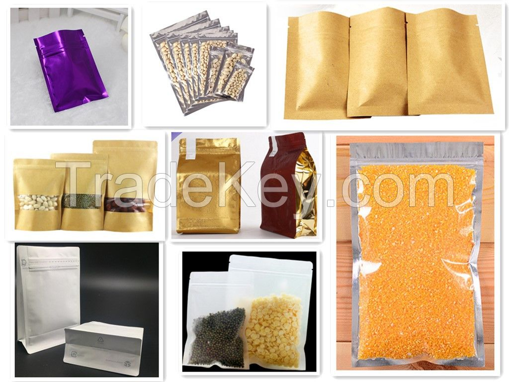 packaging pouches
