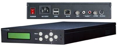 GoCaster4000 independent H.264 encoder