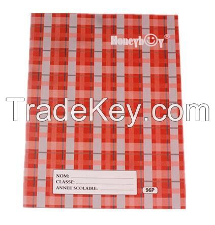 Fine wholesale colored paper custom notebook printing