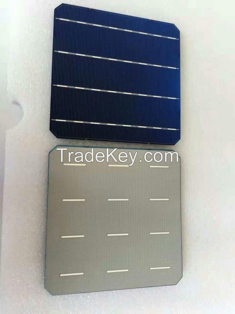 156*156 mm 4BB mono solar cell