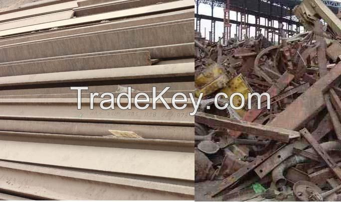High Quality USED IRON RAIL, HMs 1 and HMs 2
