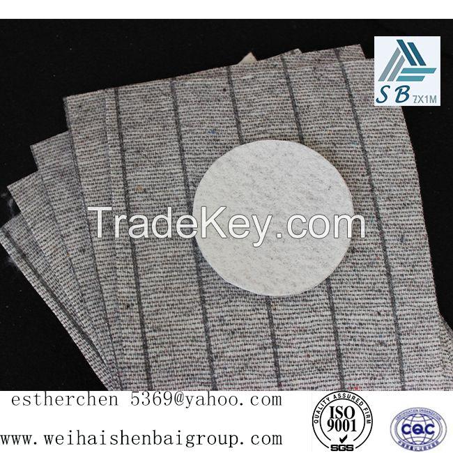 Shoe Material Nonwoven Stripe Insole Board