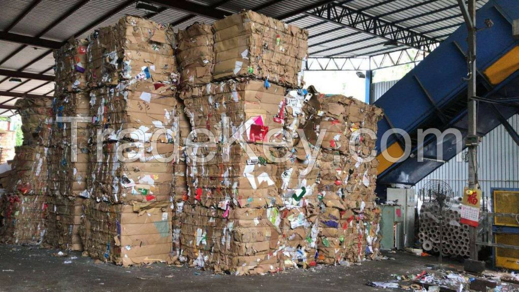 waste paper occ
