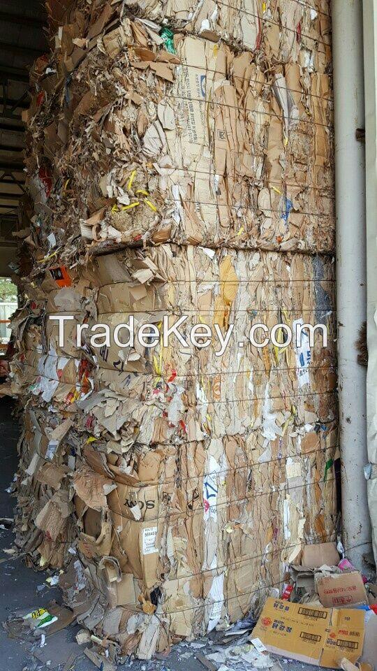 Old Corrugated Cardboard-OCC