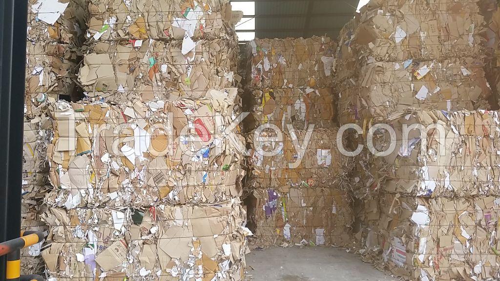Waste Paper-OCC