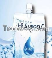 hydrogen water pouch pack