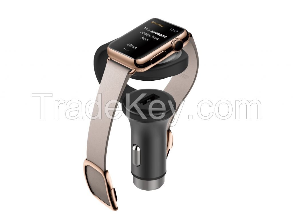 Wireless Car Charger for Apple Watch