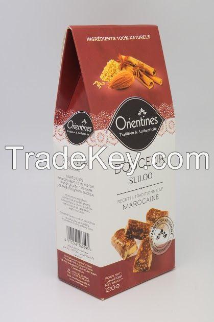 Douceur ~ Almond-Sesame-Cinnamon