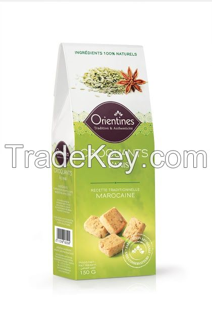 Crackers (Craquants) ~ Anise Flavor