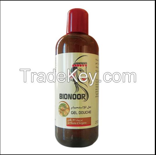 Bionoor Exfoliating Shower Gel