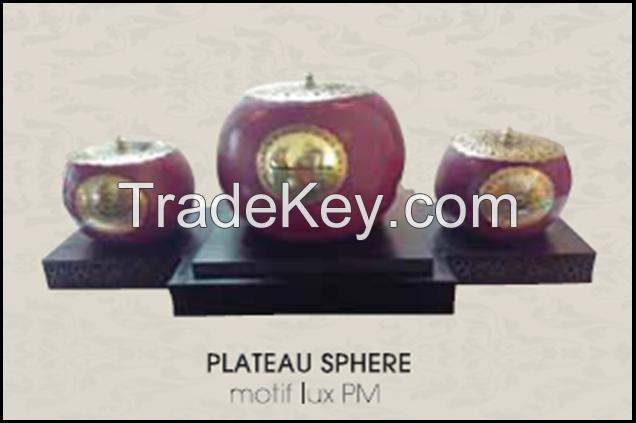 Decorative Sphere Tray