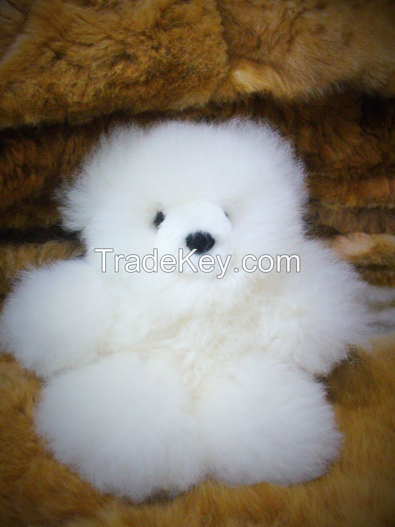 BABY ALPACA FUR TOY