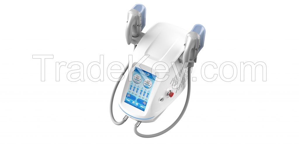 Cool4D for Freezing Fat away / Cryo /360 Surround Cooling / Slimming / Shaping / Dual handpiece / Minimal size