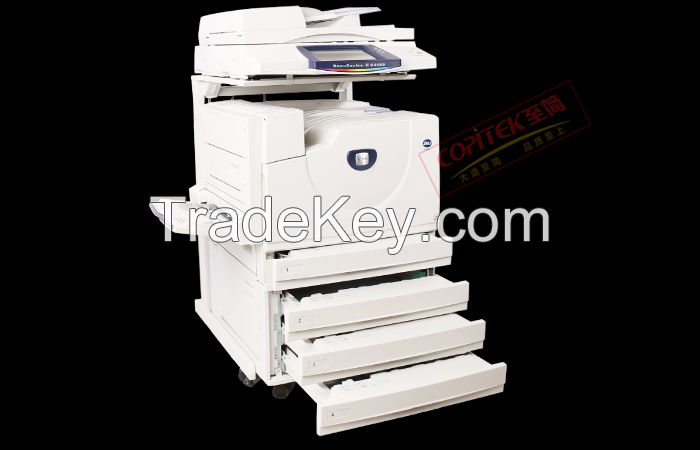 Remanufactured copier machine integrated MFP printer scanner duplicator Xerox 4400