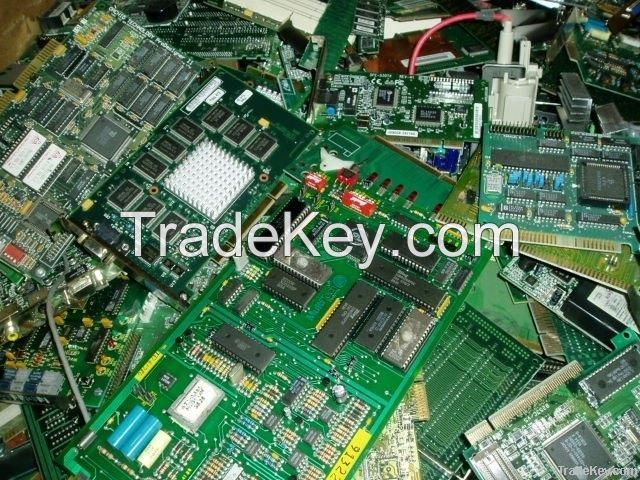 PCB Boards Scrap and Computer Motherboard scrap for sale
