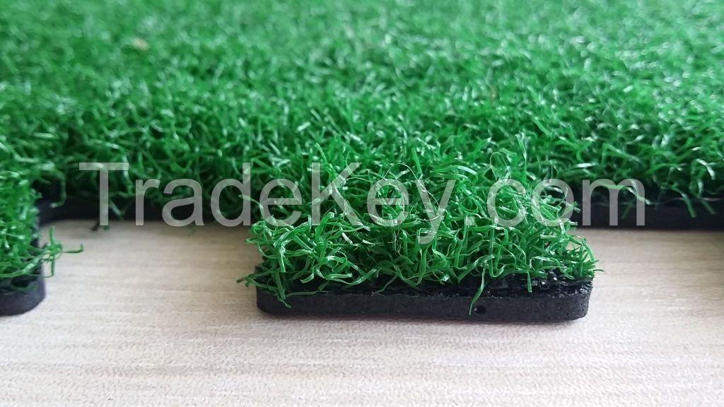 Meitoku eco-friendly artificial grass turf mat for home garden