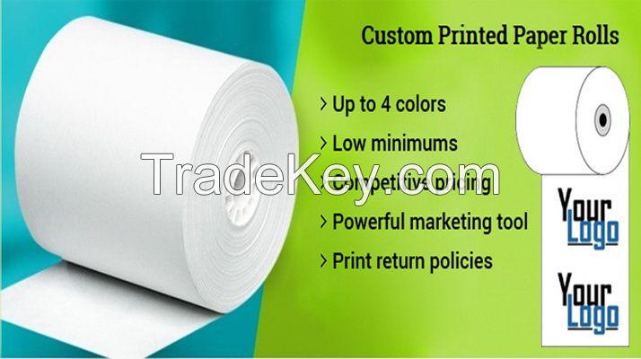 Barcode Sticker Label Paper