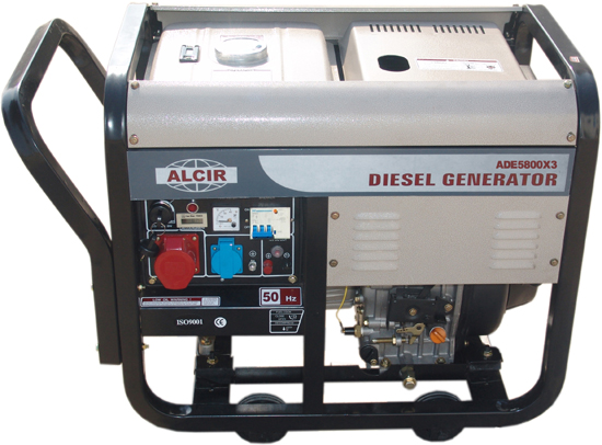 rare earth generator