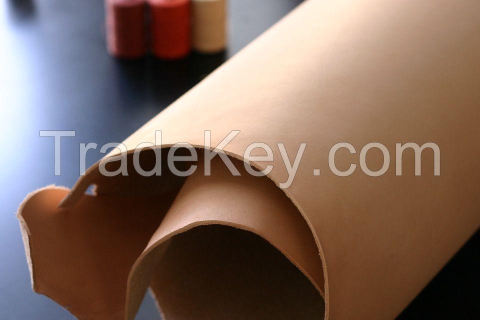 Full and Semi Vegetable Crust Leather