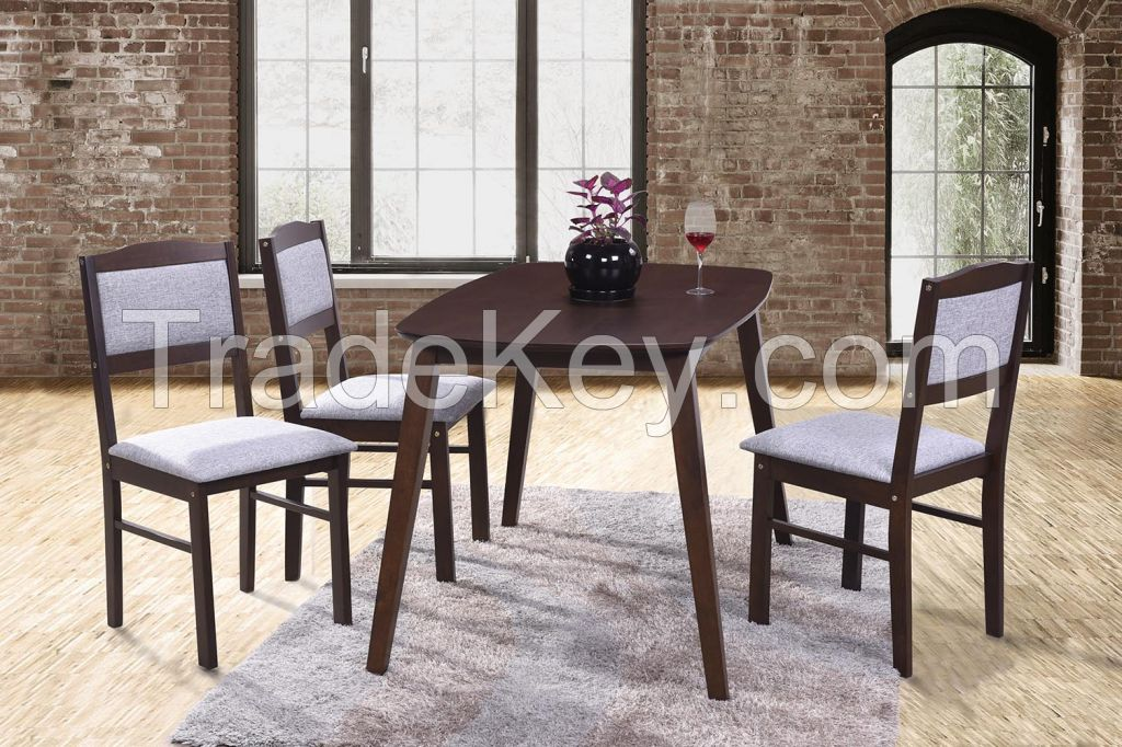 Sean Dining Set(1+4)