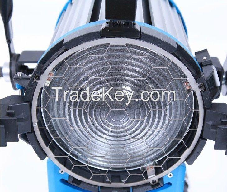 Factory Price As Arri Compact 1200W Hmi Par Light  Fresnel Light + flicker-free Electronic Ballast for video/film