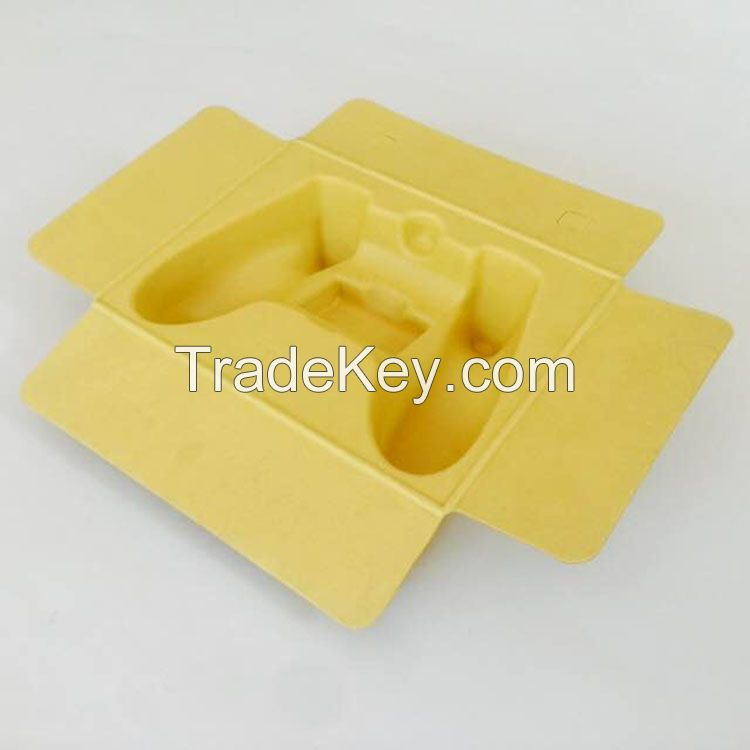 Thermoformed Molded Fiber Pulp Tray Packaging