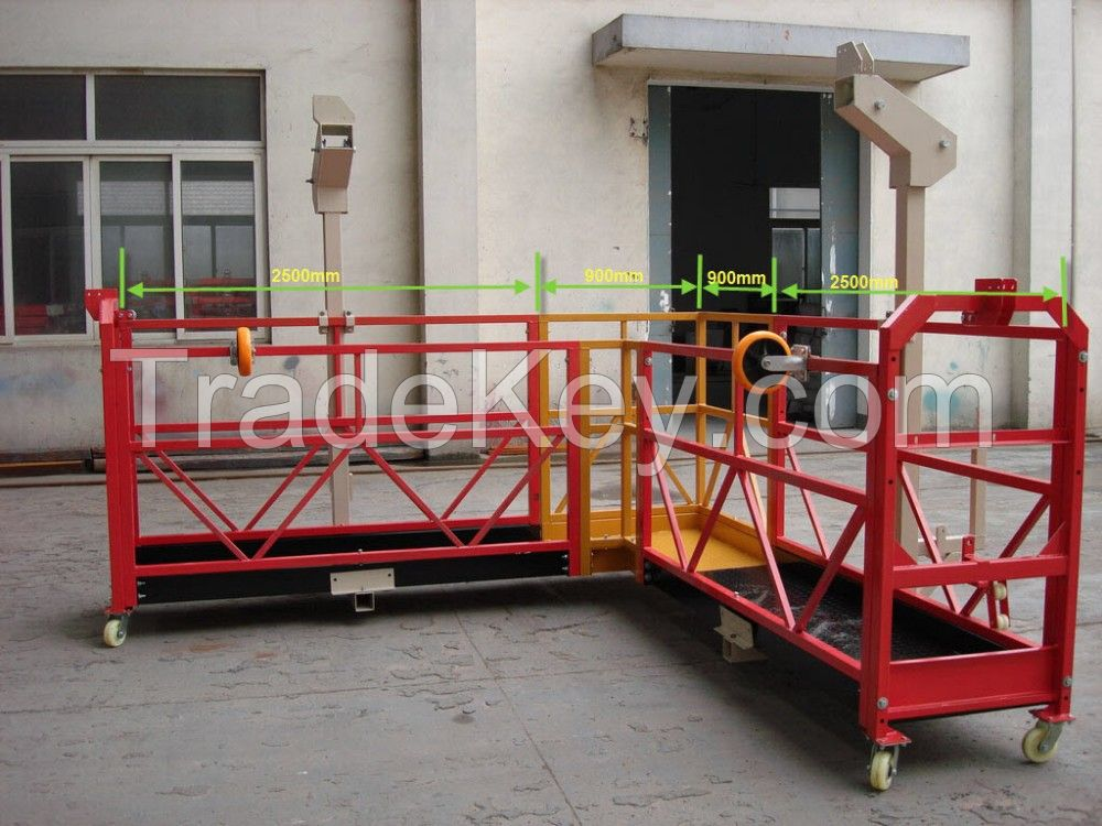 Low Price Factory Sale Electric Power Work Platform Circular Platform