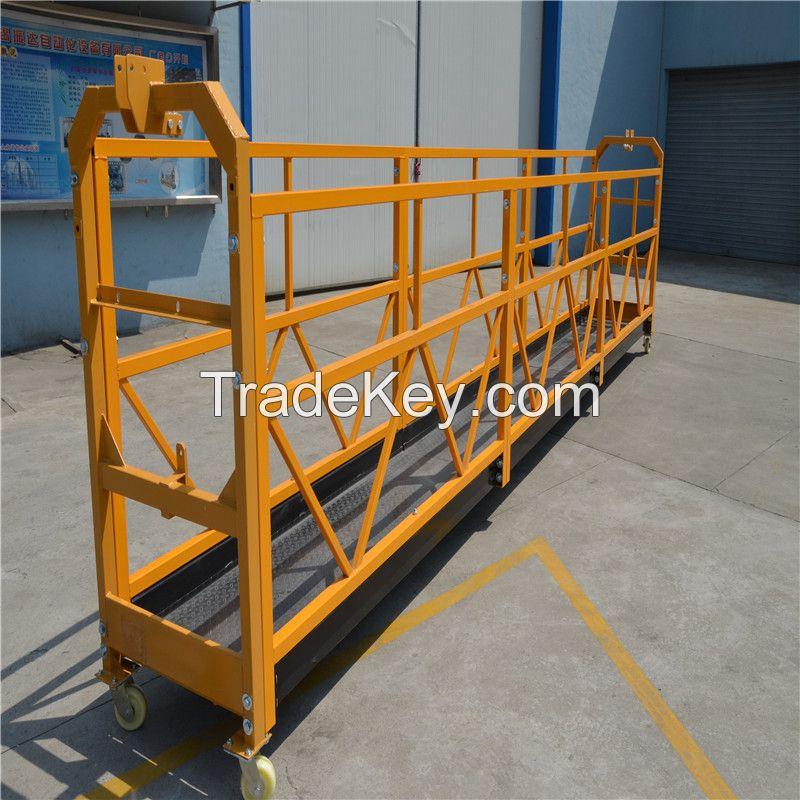 Manufacturer China Facade Construction Movable Platform Elevating Platform Electric Platform