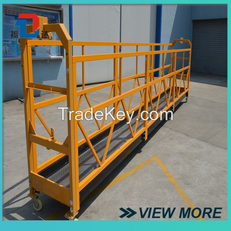 ZLP630/ZLP800 Factory Sale Construction Work Platform ZLP Steel Powered Platform