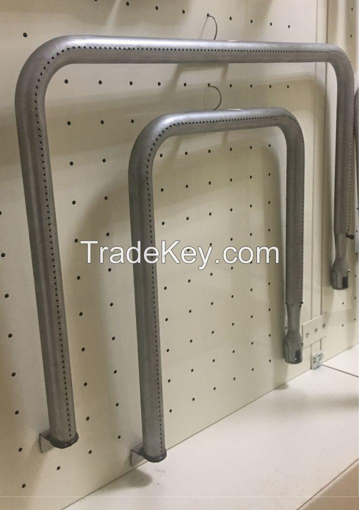 stainless steel tube burner/Assembling