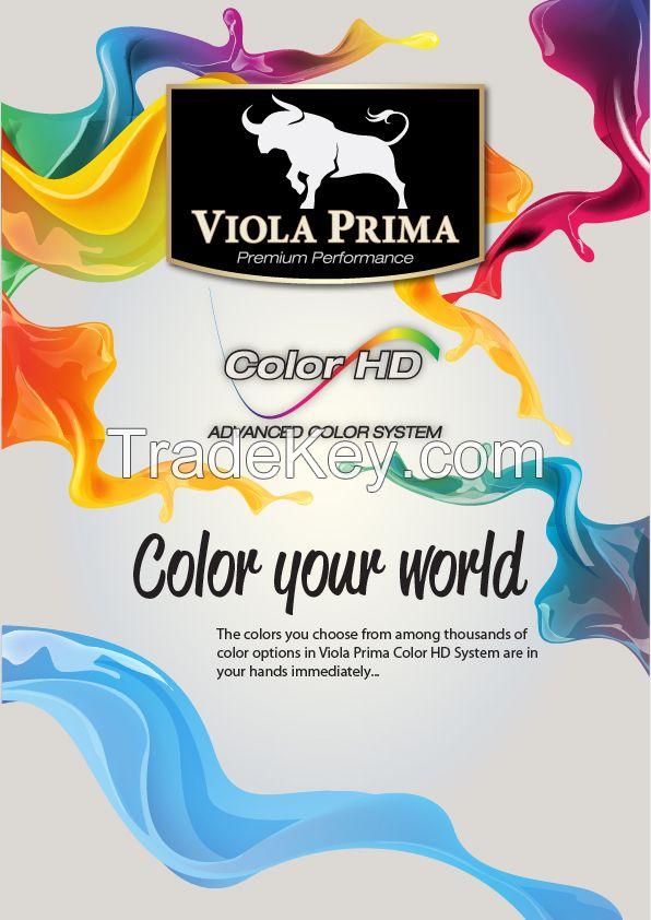 Endure pure acrylic glossy paints