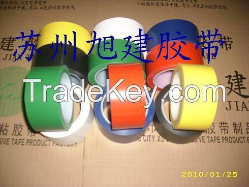 colour  Xujian brand TAPE  PVC Electrostatic fluorescent tape