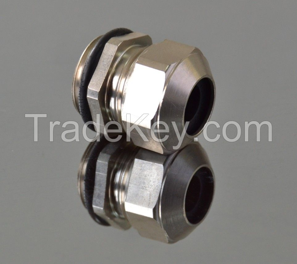 stainless steel M25 cable gland