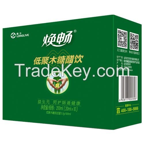 Xylooligosaccharide vinegar drink 20ml*10 bottles