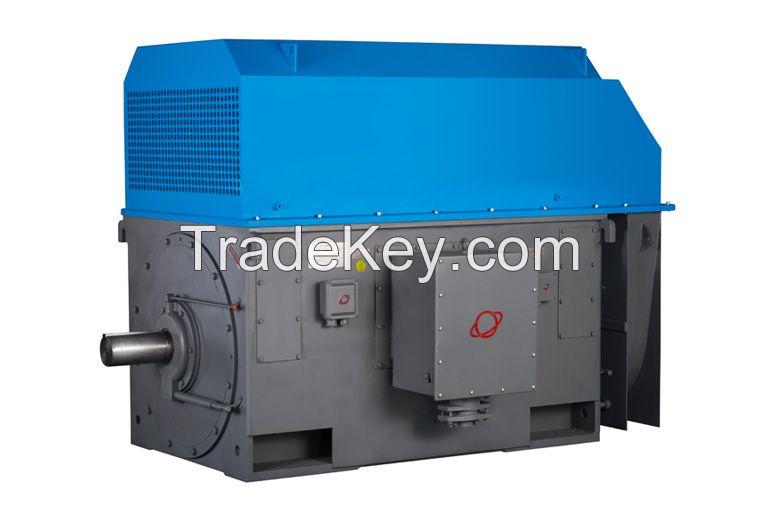 YKK series 6kv medium-sized high-voltage three-phase asynchronous motor